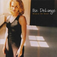 Ilse Delange - World Of Hurt    New cd