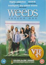 WEEDS - Series 1. Mary Louise Parker, Alexander Gould (2xDVD BOX SET 2007)