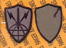 USA Information Systems Engineering Command ACU Duty uniform patch m/e w/ velcro