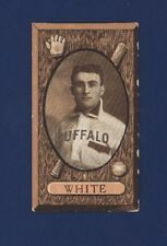 1912 IMPERIAL TOBACCO C46 No.4 JOHN WHITE Buffalo !!