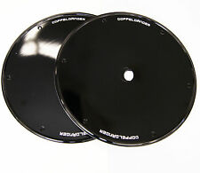DOPPELGANGER DWC064-BK Rear Wheel Covers for 700C Bicycle YBT