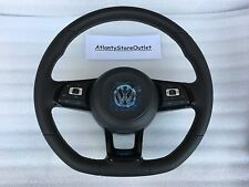 5G VW R-Line Piano Black Steering Wheel Multifunction Cruise Control CNL (GTI GT