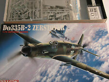1/72 Dragon Do-335 B-2     Rare Plastic Kit