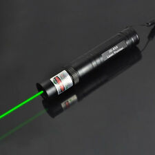 Professional 1mw 532nm Powerful Green Laser Pointer Light Pen Lazer Beam 850