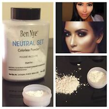 100% Original Ben Nye neutral conjunto Powder ❤ Libre Post ❤ 3g muestra
