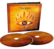 Therion - Gothic Kabbalah digipack 2CD SEALED !  FREE SHIPPING