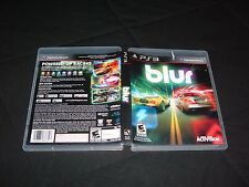 Blur PS3 Used