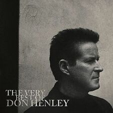 THE VERY BEST OF DON HENLEY (NEW CD)