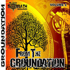 REGGAE REVIVE FROM THE GROUNDATION VOL 1 MIX CD