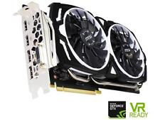 MSI GeForce GTX 1060 DirectX 12 GTX 1060 ARMOR 3G OCV1 3GB 192-Bit GDDR5 PCI Exp