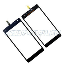 NEW Front Touch Screen Digitizer For Microsoft Nokia Lumia 535 CT2C1607 Black