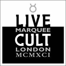 Live Cult Marquee London MCMXCI by The Cult (CD, Jan-2011, 2 Discs, Beggars...