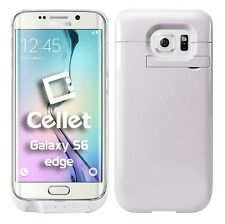 3200mAh External Power Bank Battery Pack Charger Case for Samsung Galaxy S6 Edge