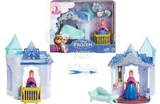 SFK Disney Frozen Small Doll Anna and Palace Play Set