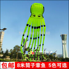 The new 3D kite / large software kite / 8 m octopus kite / high quality / BY56
