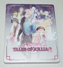 Tales of Xillia 2 Steelbook & Music Selection CD [No Game] Fast Shipping!