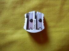 Taille-crayon double entrées en métal Maped