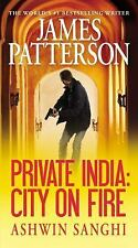 Private India: City on Fire - James Patterson LARGE PRINT.Paperback Book. 2014