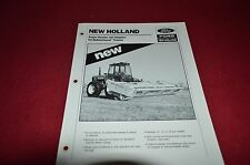 New Holland Auger Header & Adapter For Bidirectional Tr Dealer's Brochure DCPA2