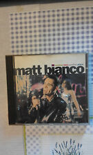 MATT  BIANCO - ANOTHER TIME ANOTHER PLACE - TIMBRO ROSSO SIAE CD