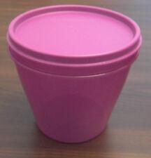 Tupperware Frischebehälter Frische Behälter Dose Box 800 ml Lila Violett Neu