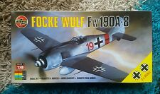 Airfix 1/48 Focke Wulf Fw190A-8 Aircraft Great Condition RARE