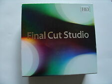 Original Apple Final Cut Studio 3 HD Vollversion