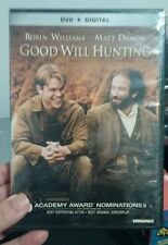 Good Will Hunting (DVD, 2011)NEW- Digital code included - Free Shipping
