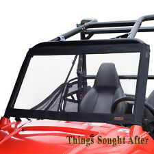FRONT WINDSHIELD for 2013 POLARIS RZR & RZR4 570 800 900 XP LE Razor RZRS 4 S