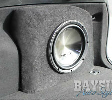 """EMPTY! Holden VE and. VF Sportswagon 10inch sub fibreglass 10"""" subwoofer box"""