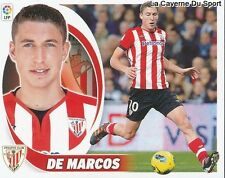 08 DE MARCOS ESPANA ATHLETIC CLUB STICKER CROMO LIGA 2013 PANINI