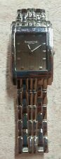 Kenneth Cole New York KC3510 Men's Brown Face Wrist Watch untested