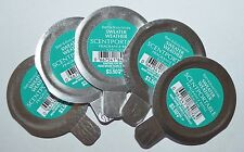 LOT OF 5 BATH & BODY WORKS SWEATER WEATHER SCENTPORTABLE FRAGRANCE REFILL DISC