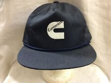 trucker hat baseball cap CUMMINS retro vintage nice cool quality rave rare nice