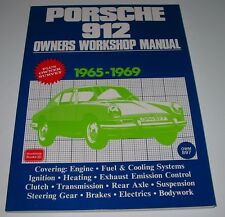 Reparaturanleitung Porsche 912 Owner´s Workshop Manual Baujahr 1965 - 1969