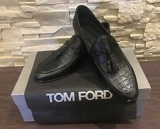 TOM FORD Mens Loafer Shoes Leather