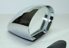 CLASSIC SPORT WING MIRROR SEBRING CHROMED WITH GASKET - BRAND NEW