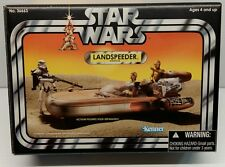 KENNER VINTAGE COLLECTION - STAR WARS - LANDSPEEDER VEHICLE  - MINT IN BOX
