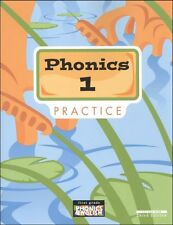 BJU Press Phonics & English Practice Book Grade 1 - 211821
