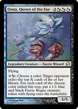 OONA, QUEEN OF THE FAE Modern Masters 2013 MTG Blue/Black Creature—Faerie Wizard