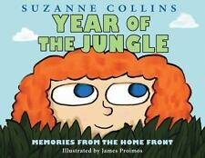 Year of the Jungle Suzanne Collins Hardcover