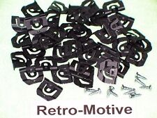 1965 & Up Pontiac Windshield Clips & Rear Window Clips GM 4533699 #116