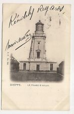 dieppe  le phare d'ailly