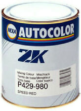 ICI Nexa Solvent 2K Car Paint P420 Prefix - all part numbers available