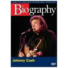 Biography - Johnny Cash A&E DVD Archives