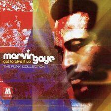 Got to Give It Up: The Funk Collection by Marvin Gaye (CD, May-2004,...