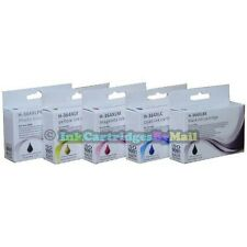 5 HQ CHIPPED Compatible Ink Cartridges HP 364XL Black Cyan Magenta Yellow Photo