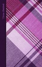 Travel and World Cultures Ser.: Tartan Notebook : Gifts / Gift / Presents (...