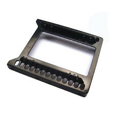 """Adapter SSD Metal HDD Hard Drive 2.5"""" to 3.5"""" Double Mounting Bracket Holder"""