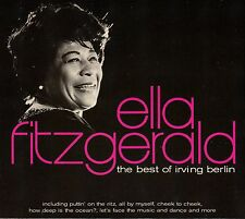 ELLA FITZGERALD : THE BEST OF IRVING BERLIN / CD - NEU